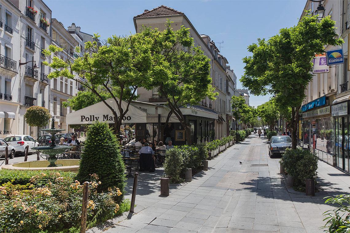 Location appartement meubl de 67 m2 rue casimir pinel - Chambre a louer neuilly sur seine ...