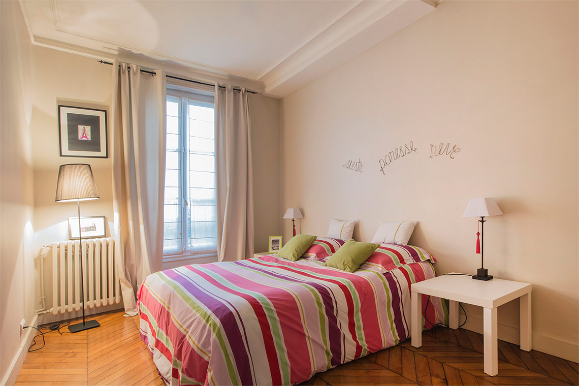 Paris Rue Erlanger Apartment for rent