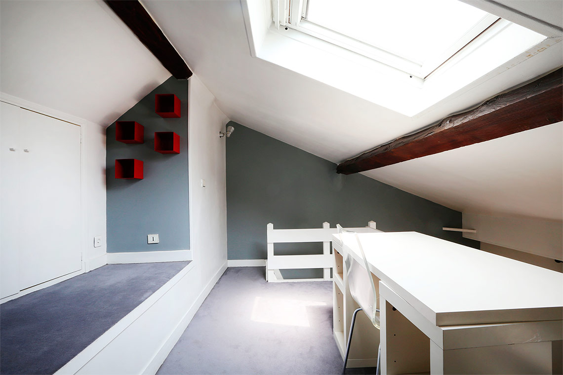 Apartment Paris Rue Troyon 10