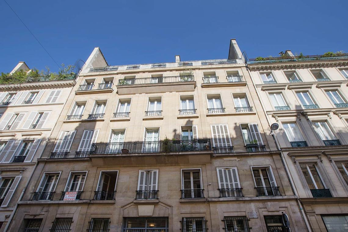 Appartement Paris Rue Greffulhe 9