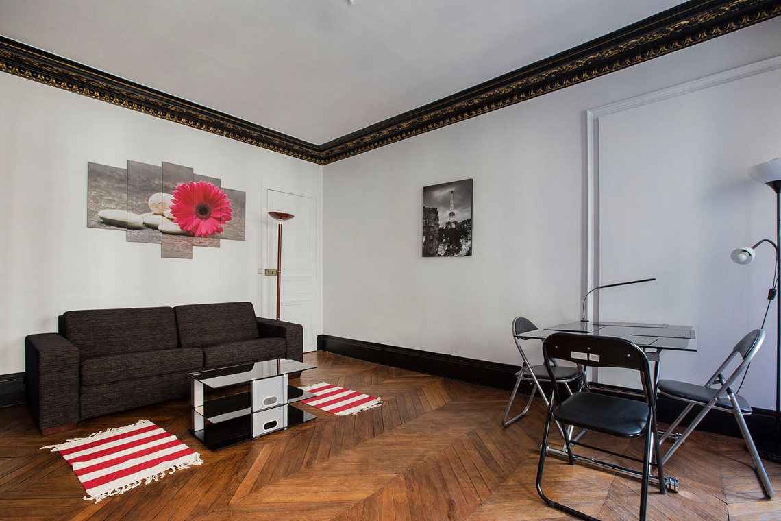 Appartement Paris Rue Greffulhe 2