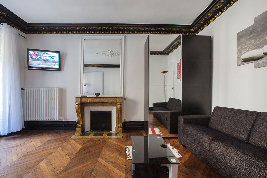 Appartement Paris Rue Greffulhe 3