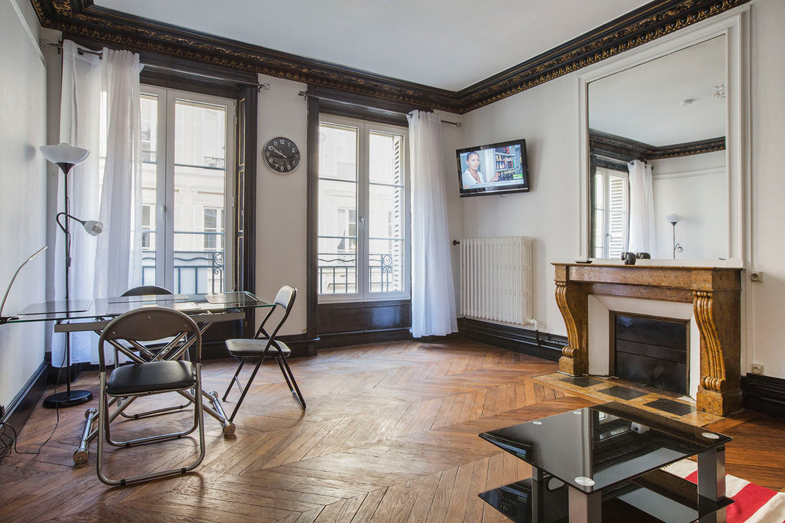 Appartement Paris Rue Greffulhe 4