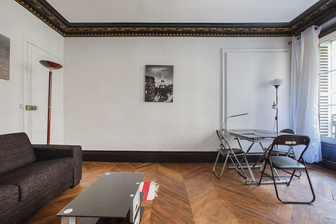 Appartement Paris Rue Greffulhe 5