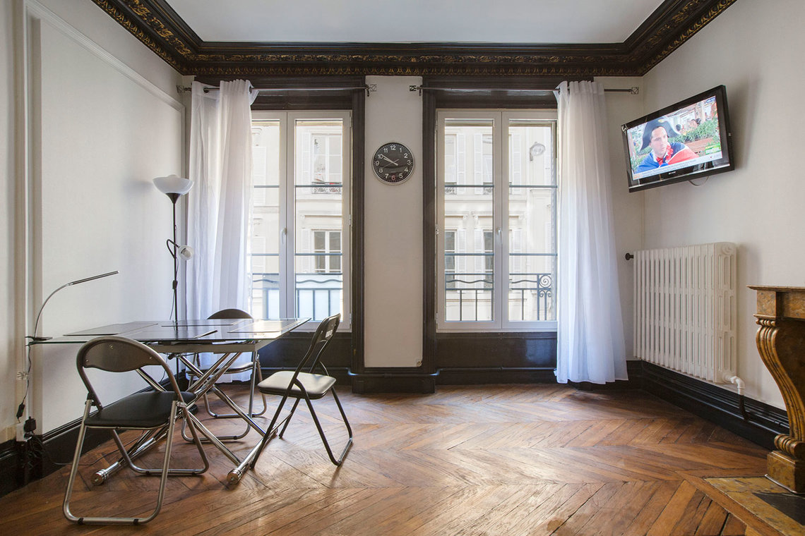 Appartement Paris Rue Greffulhe 6