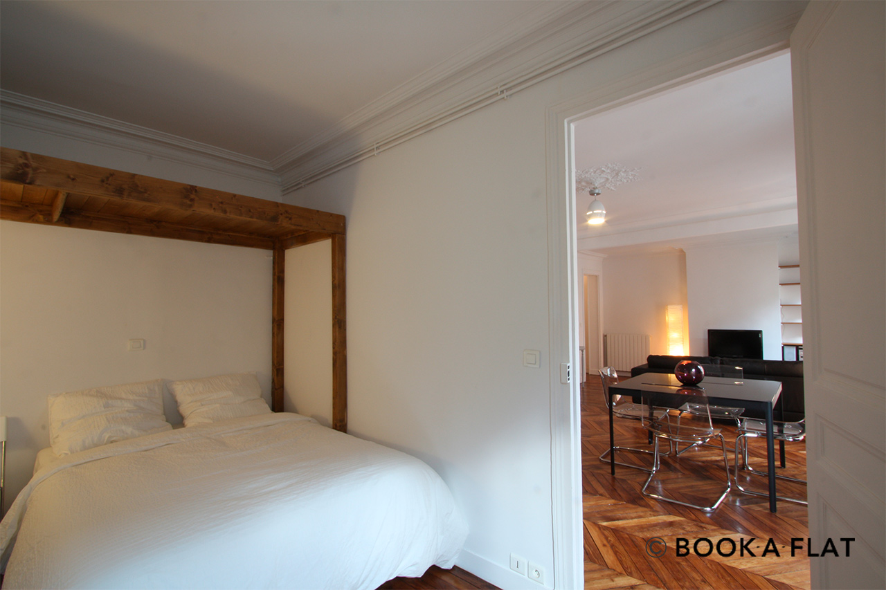 Appartement Paris Rue d'Edimbourg 9