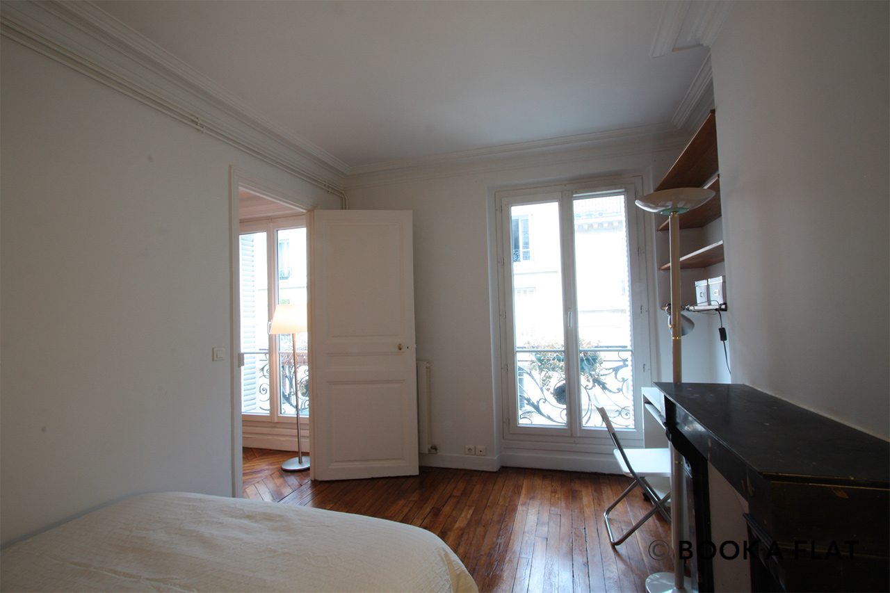 Appartement Paris Rue d'Edimbourg 11