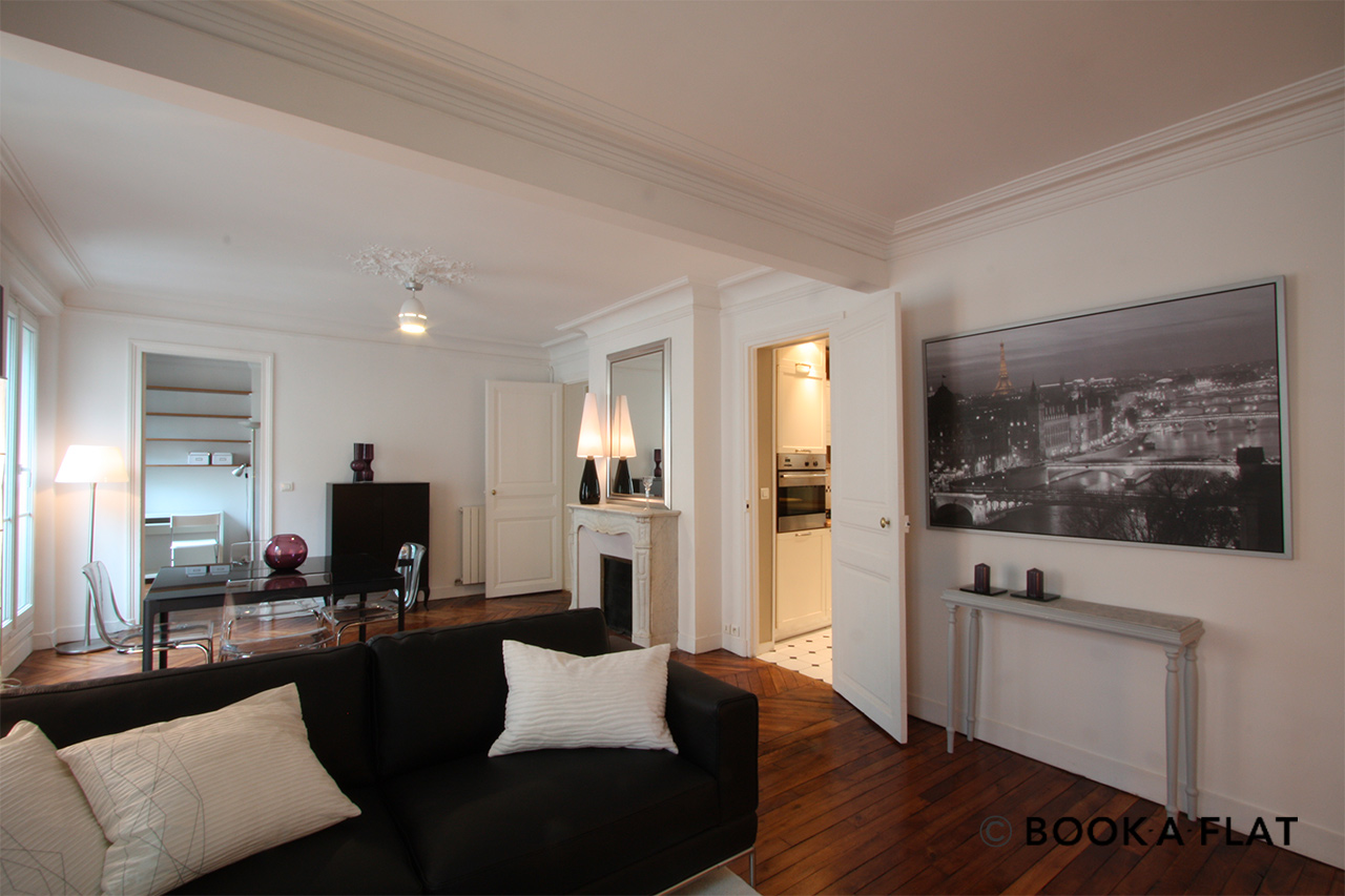 Paris Rue d'Edimbourg Apartment for rent