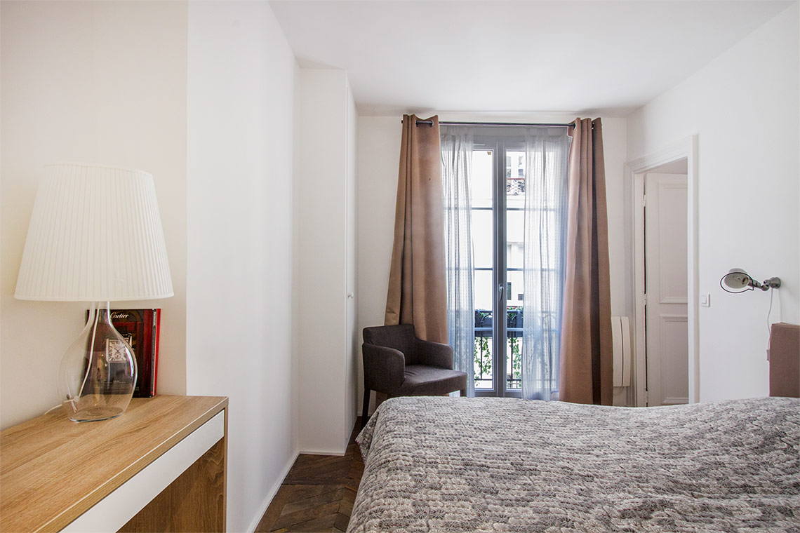 Appartement Paris Rue de Rochechouart  9
