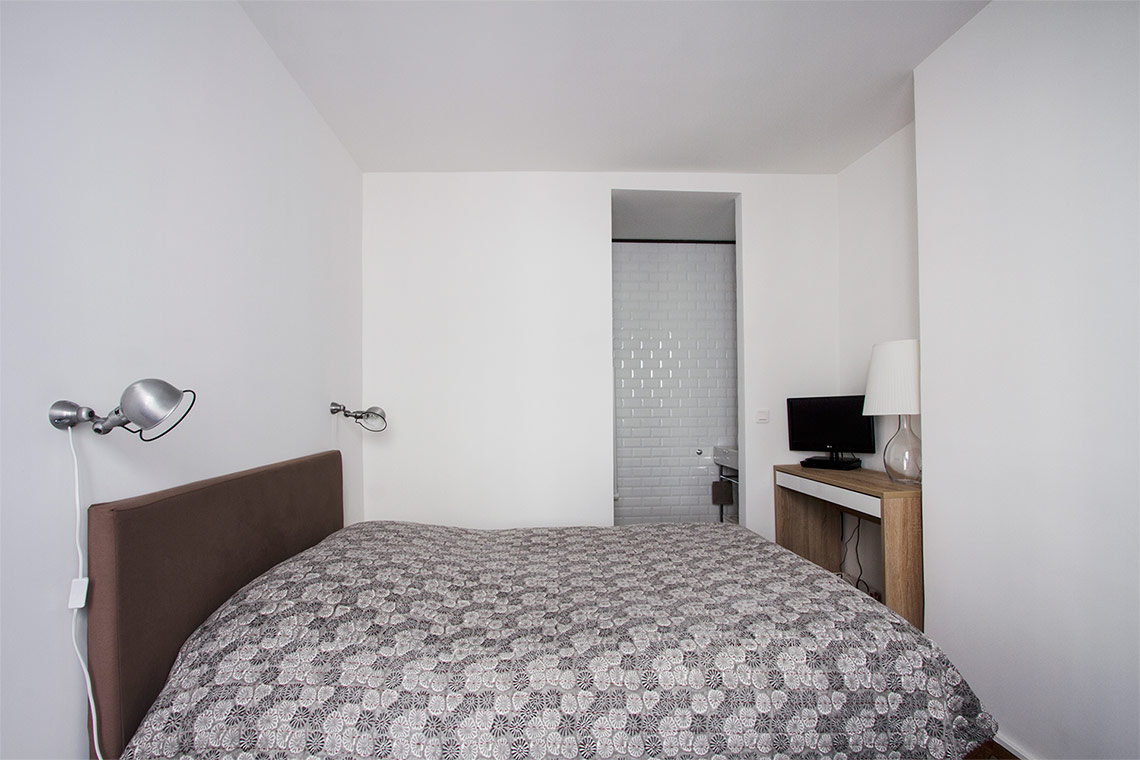 Appartement Paris Rue de Rochechouart  8