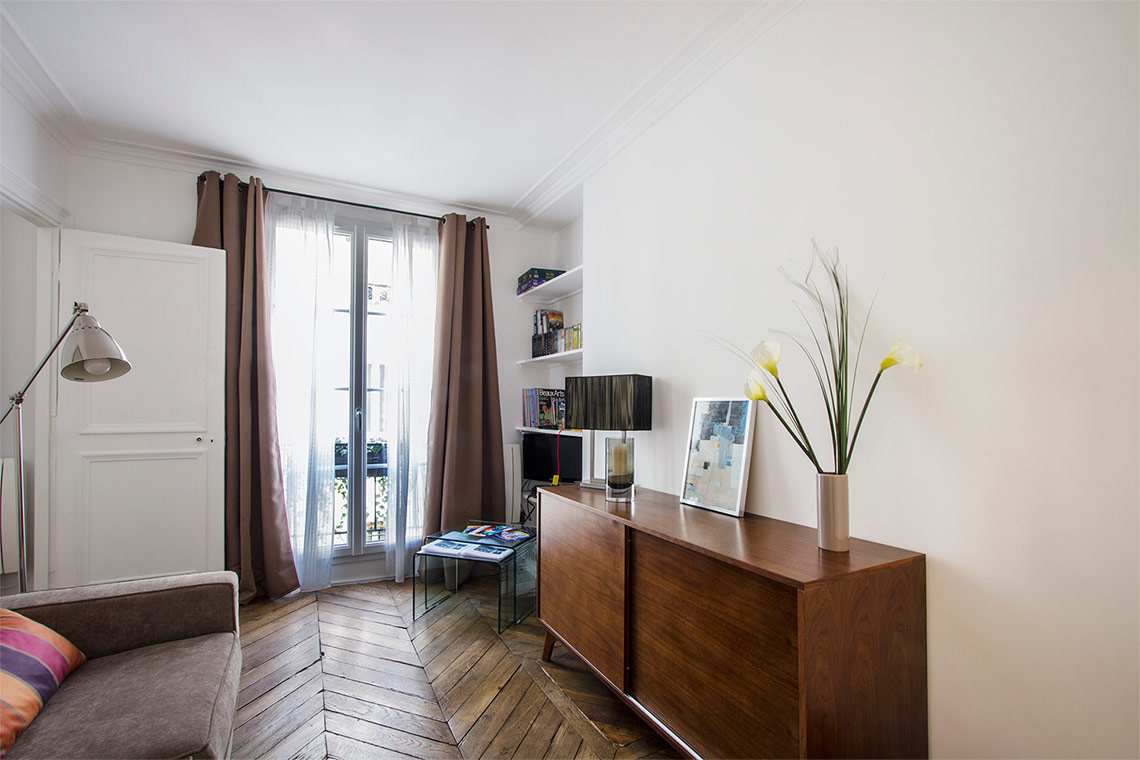 Appartement Paris Rue de Rochechouart  4