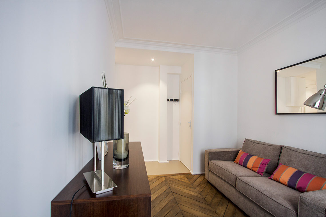 Appartement Paris Rue de Rochechouart  3