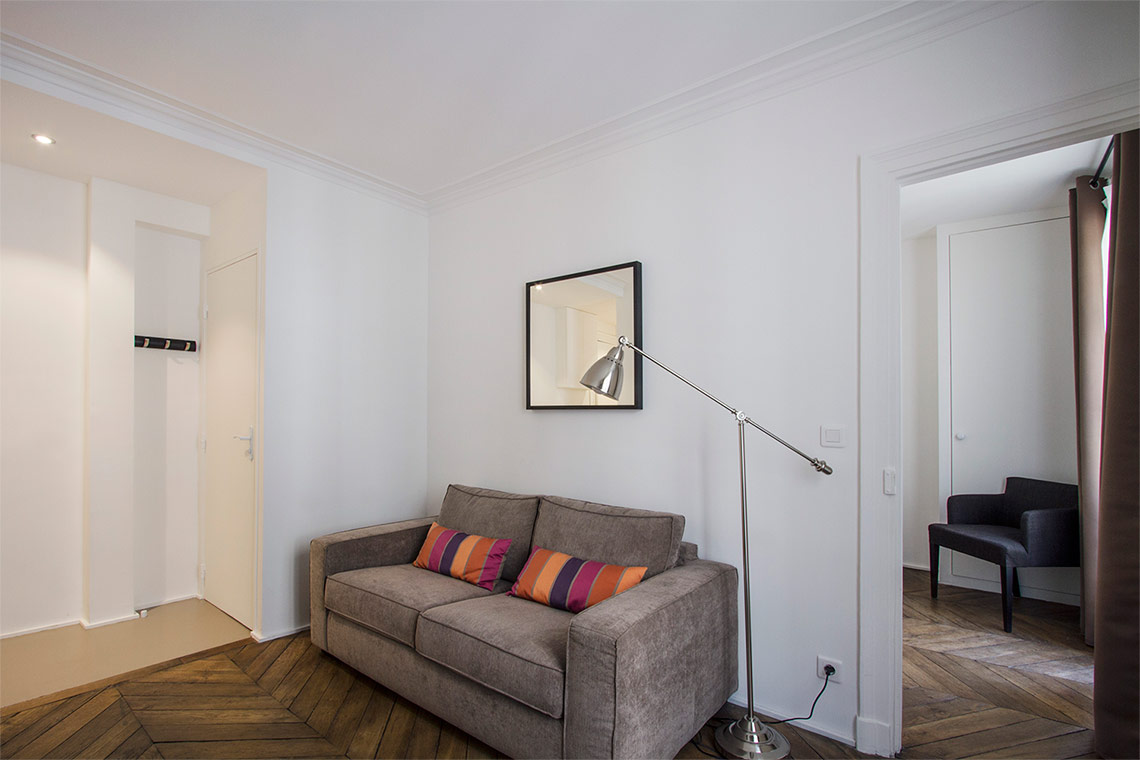 Appartement Paris Rue de Rochechouart  2