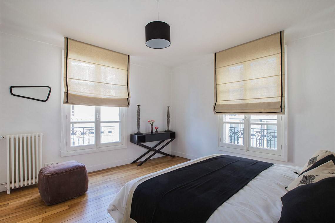Appartement Paris Boulevard Morland 10
