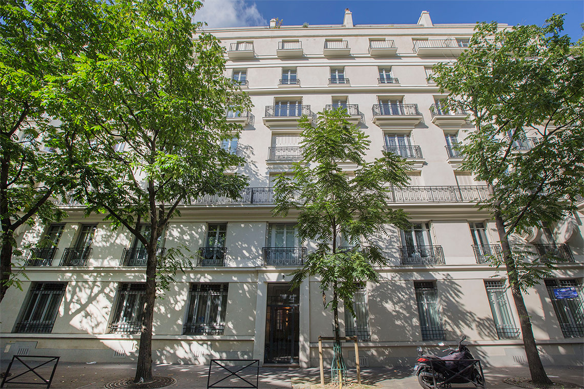 Appartement Paris Boulevard Morland 18