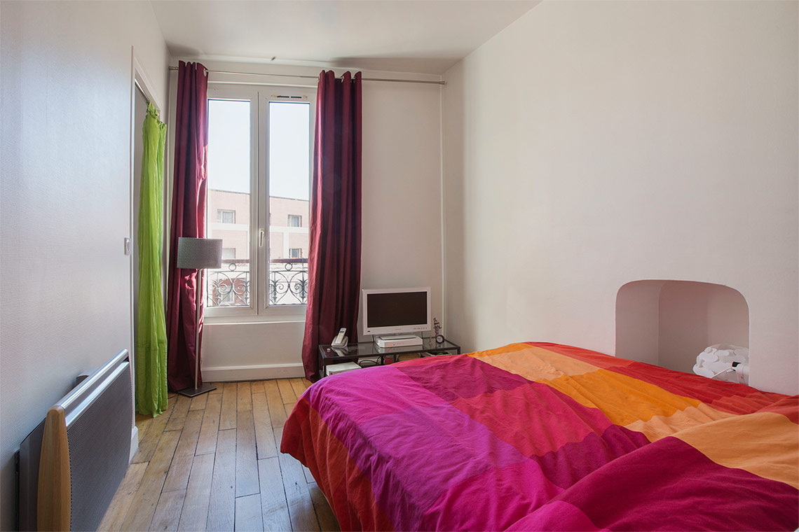 Paris Rue Francoeur Apartment for rent