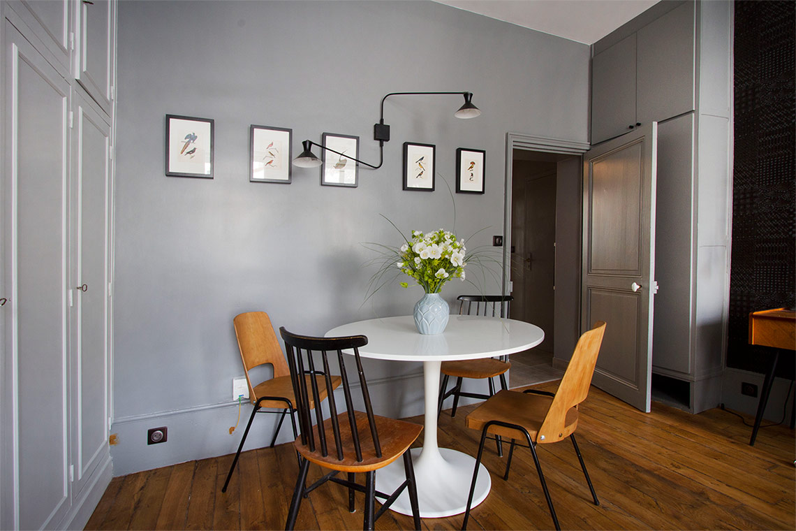 Appartement Paris Rue du Faubourg Saint Denis 6