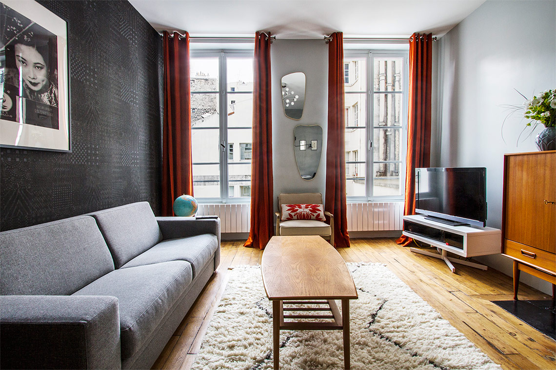 Appartement Paris Rue du Faubourg Saint Denis 10