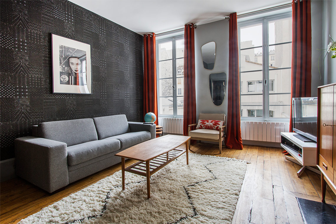 Appartement Paris Rue du Faubourg Saint Denis 14