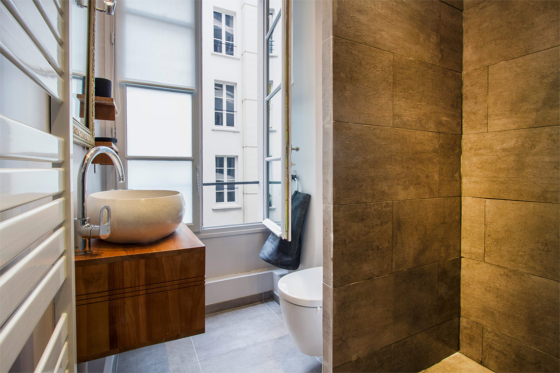 Appartement Paris Rue du Faubourg Saint Denis 16
