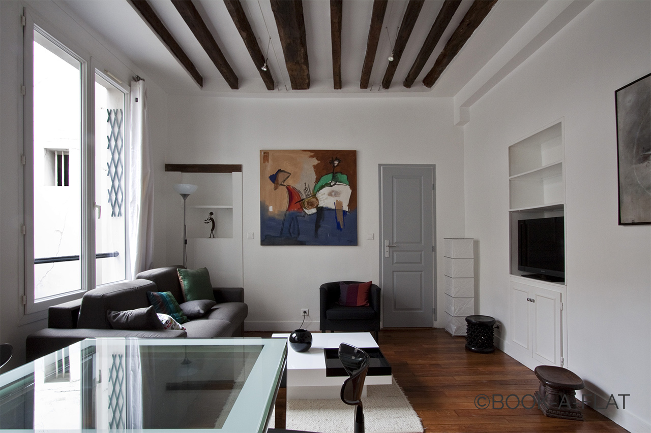 Paris Rue Molière Apartment for rent