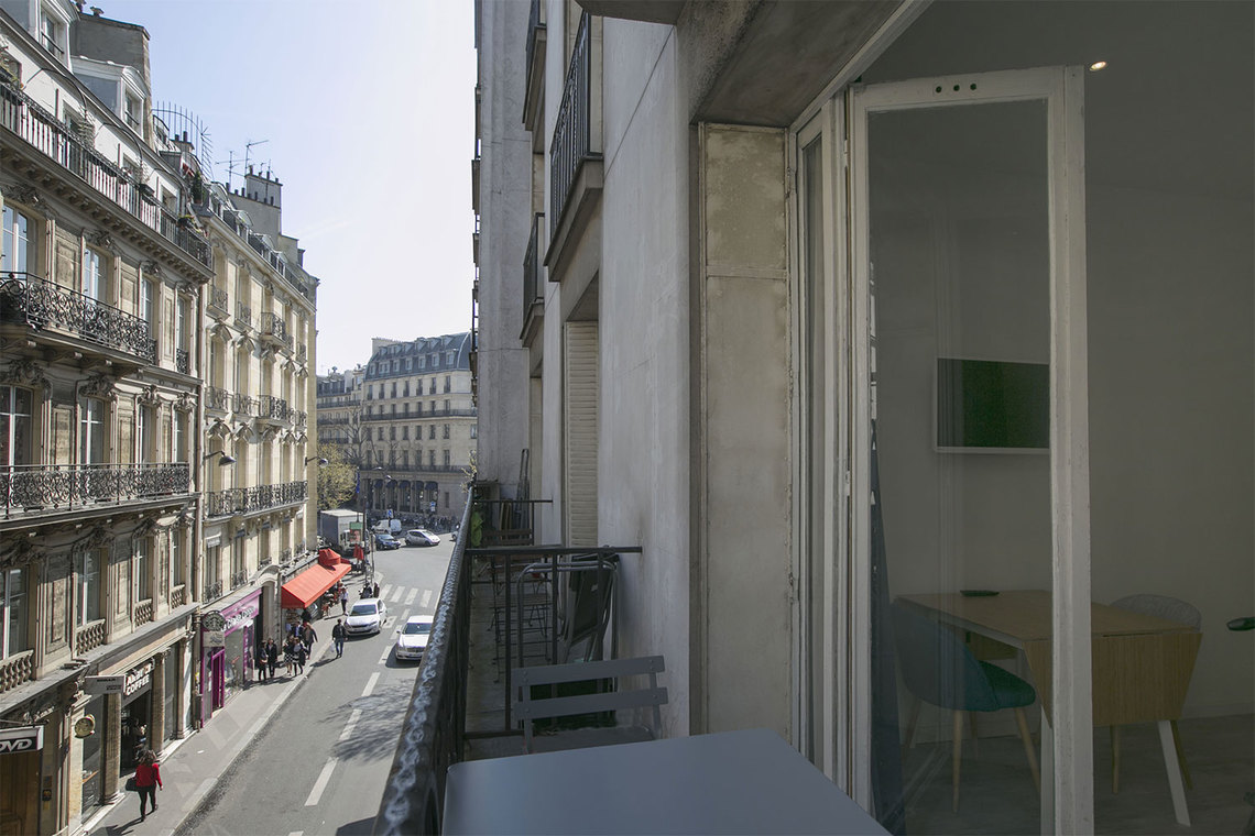 Apartment Paris Boulevard de la Madeleine 12
