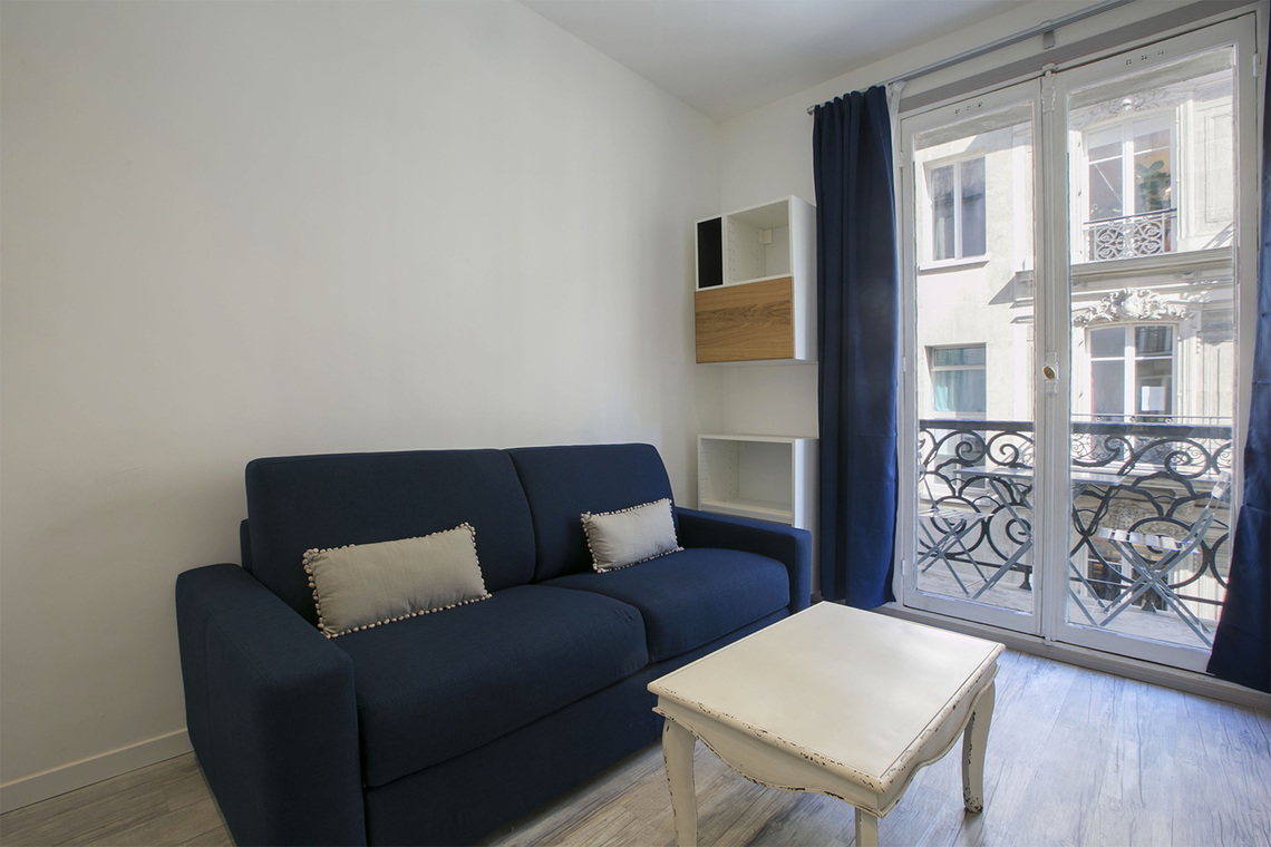 Apartment Paris Boulevard de la Madeleine 5