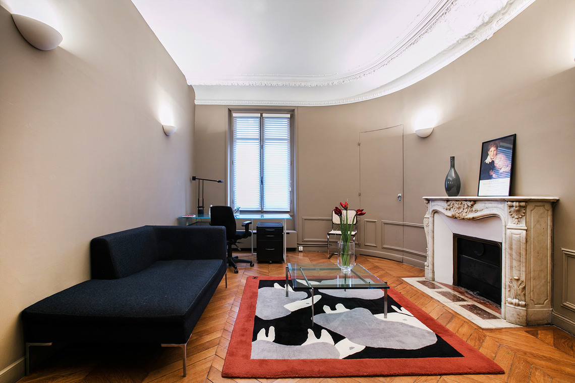 Appartement Paris Rue Coetlogon 4