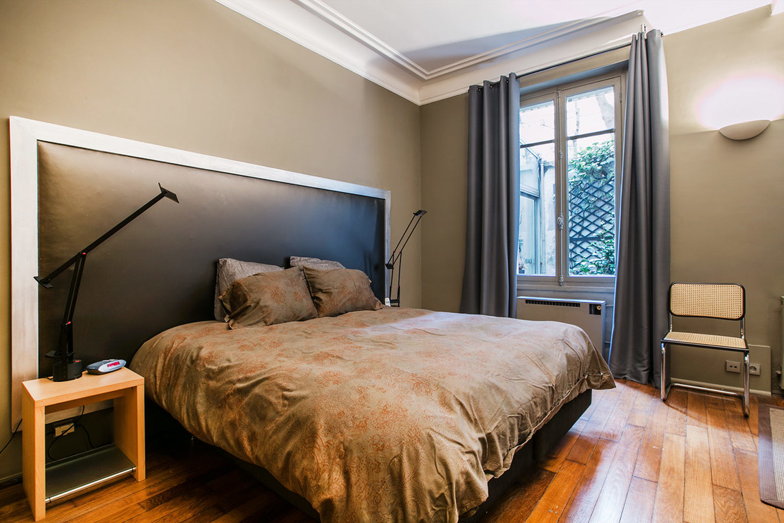 Appartement Paris Rue Coetlogon 7