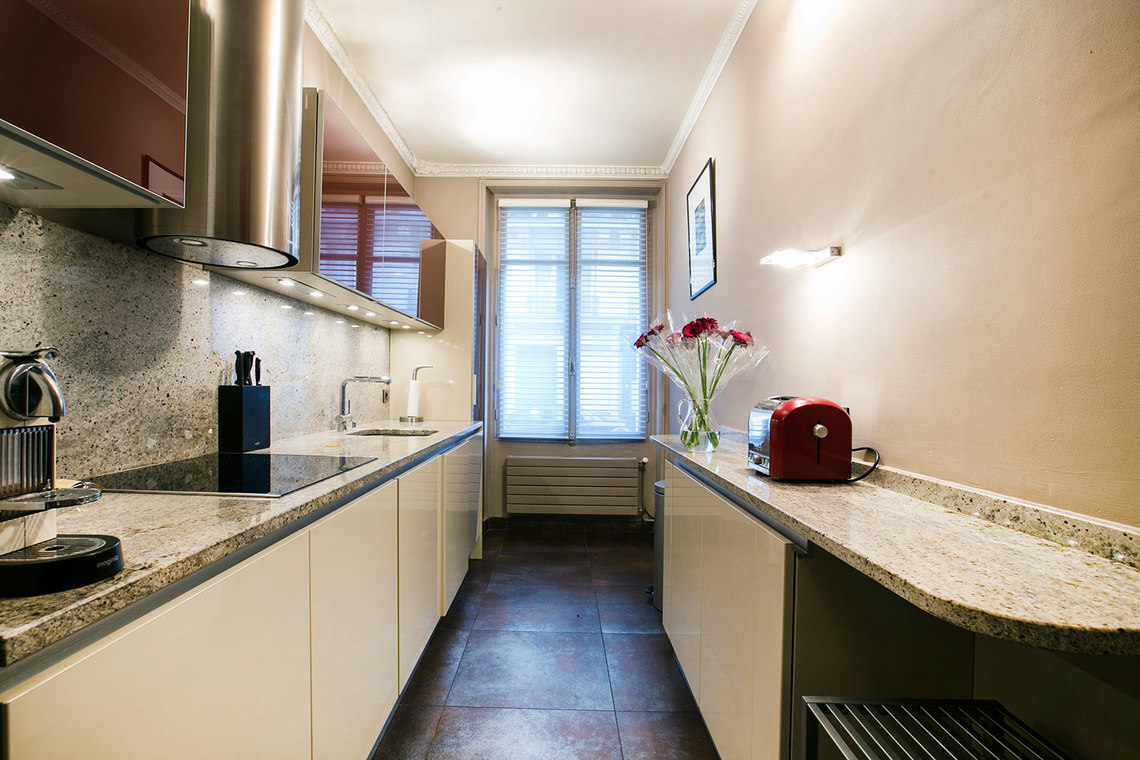 Appartement Paris Rue Coetlogon 5