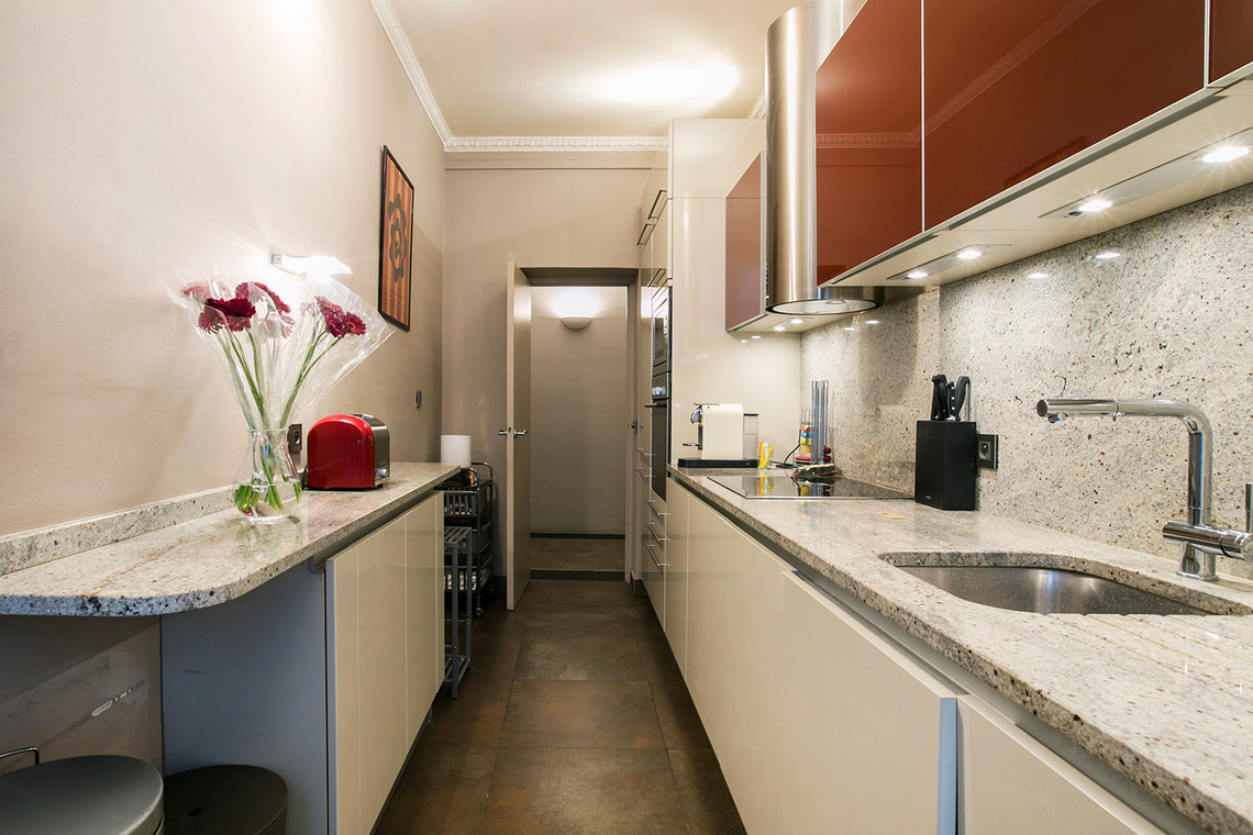 Appartement Paris Rue Coetlogon 6