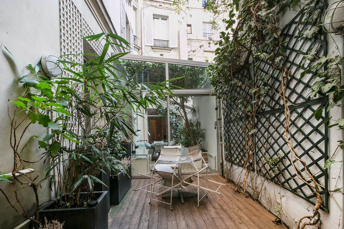 Appartement Paris Rue Coetlogon 16