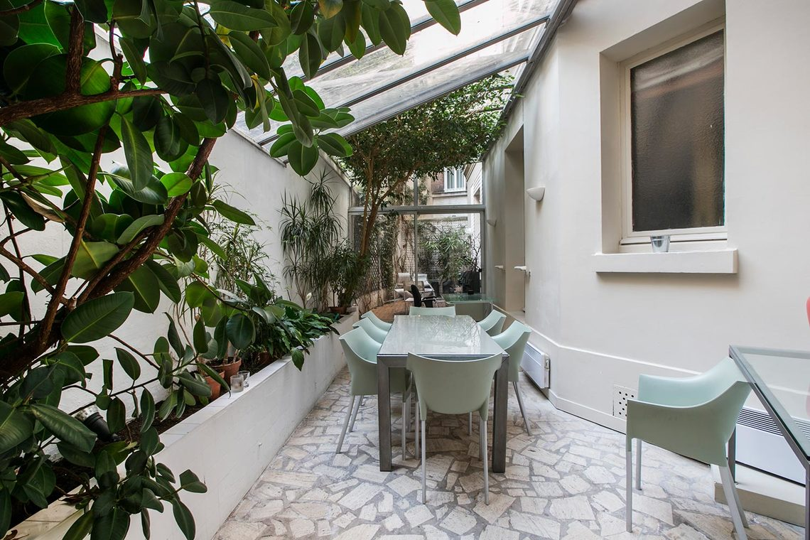 Appartement Paris Rue Coetlogon 13
