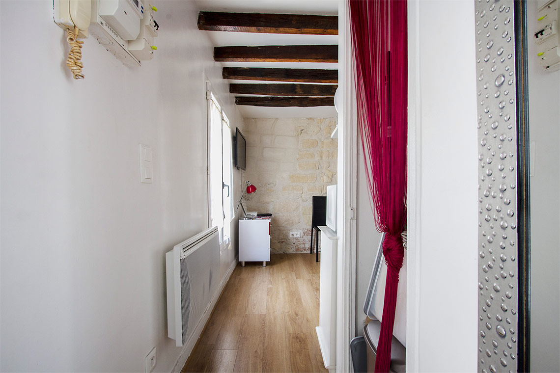 Appartement Paris Rue du Vertbois 7
