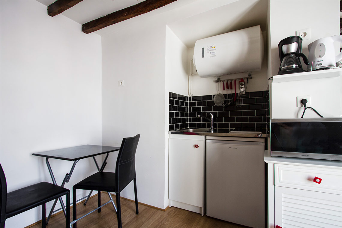 Appartement Paris Rue du Vertbois 5