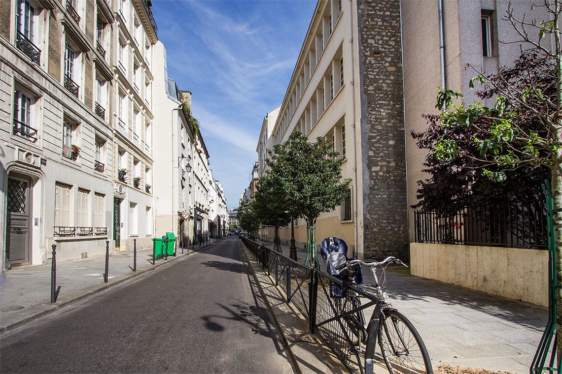 Appartement Paris Rue du Vertbois 14