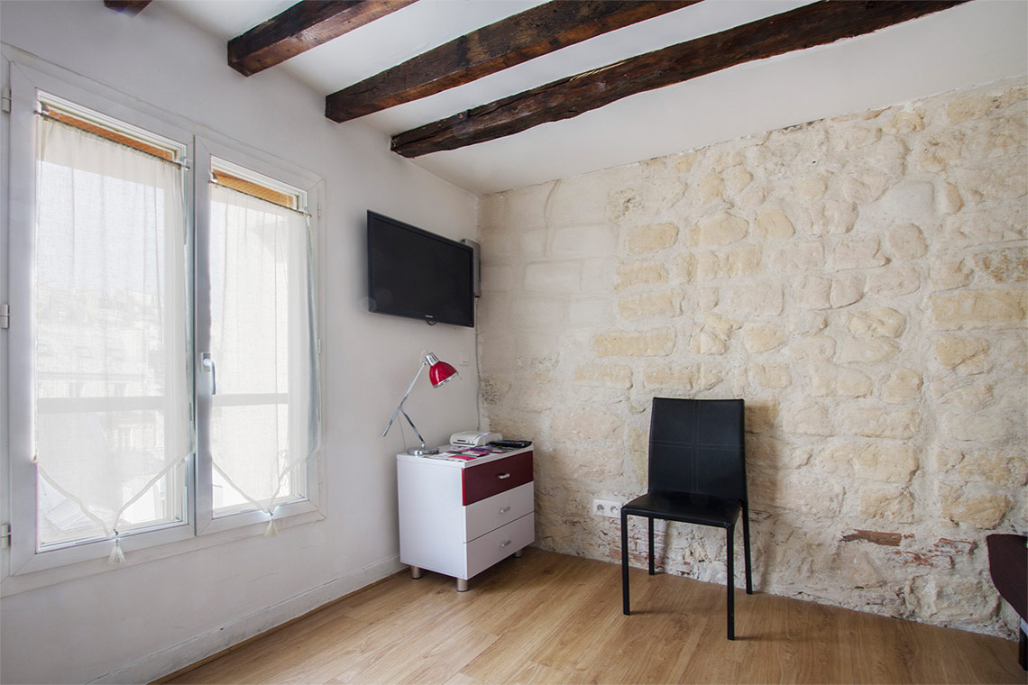 Paris Rue du Vertbois Apartment for rent