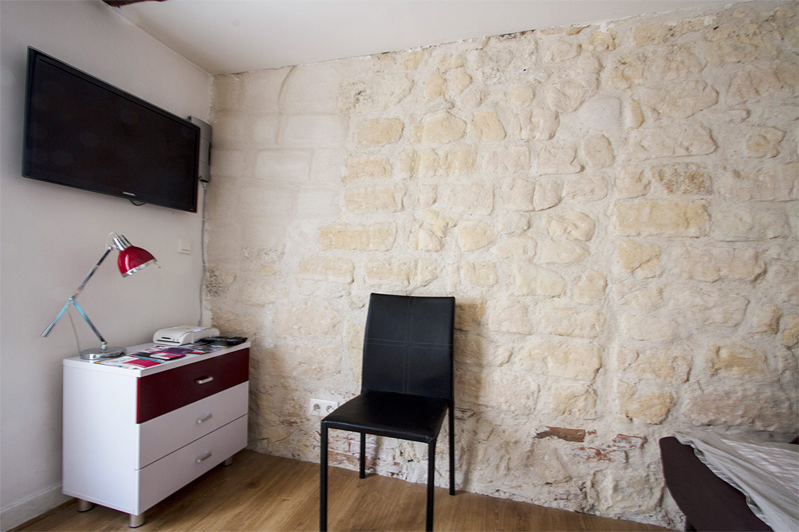 Appartement Paris Rue du Vertbois 2