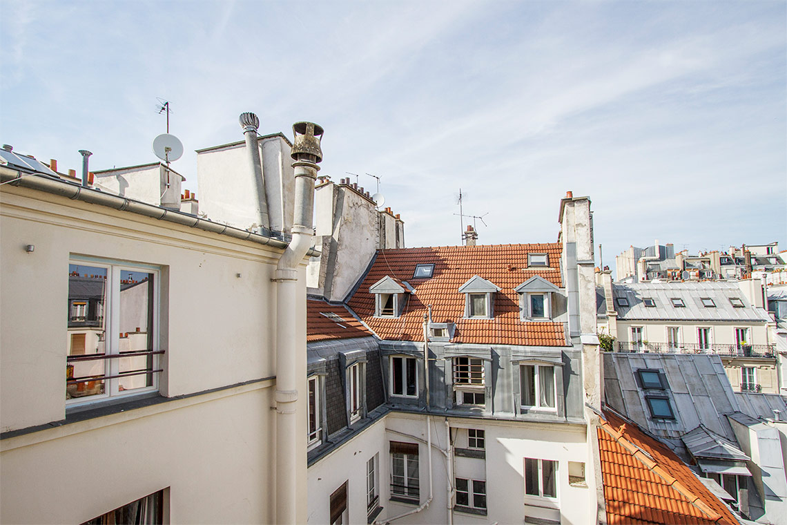 Appartement Paris Rue du Vertbois 10
