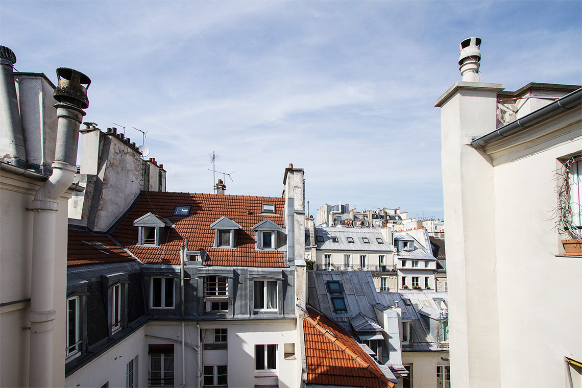 Appartement Paris Rue du Vertbois 11