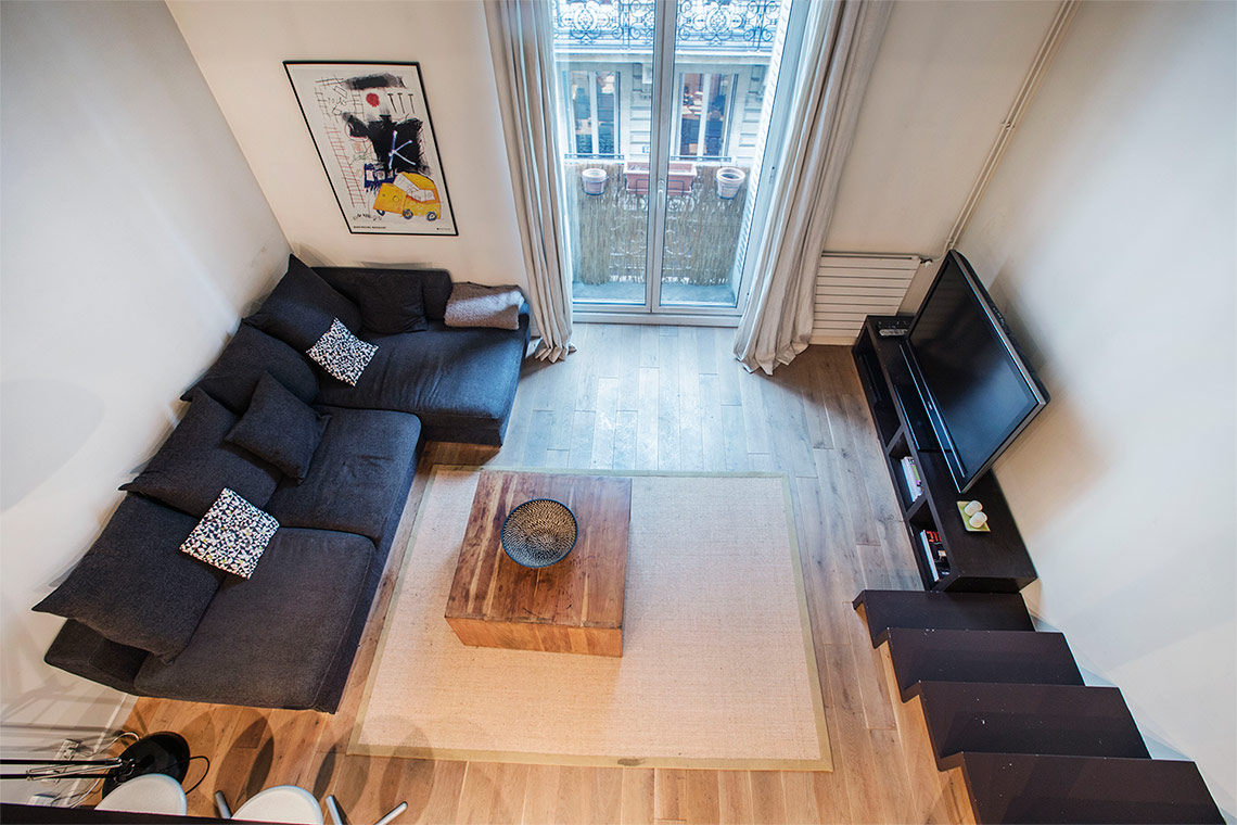 Appartement Paris Rue des Mathurins  6