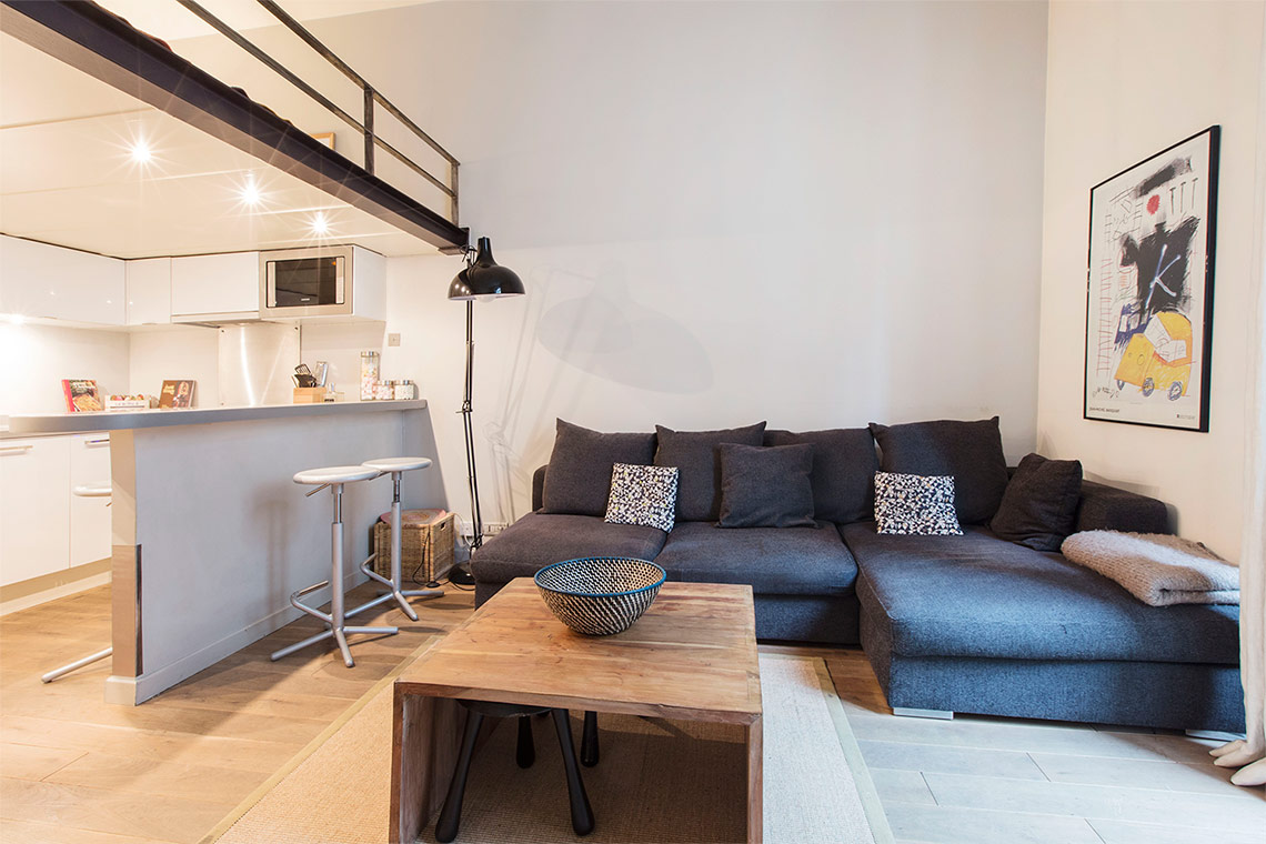 Appartement Paris Rue des Mathurins  7