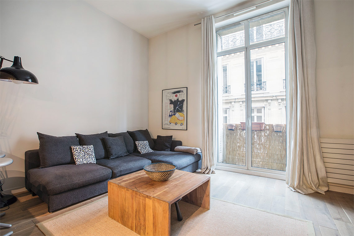 Appartement Paris Rue des Mathurins  8