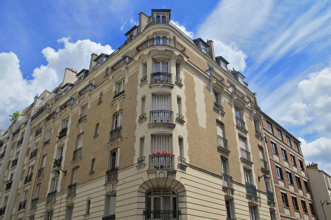 Квартира Paris Rue Saint Hubert 14