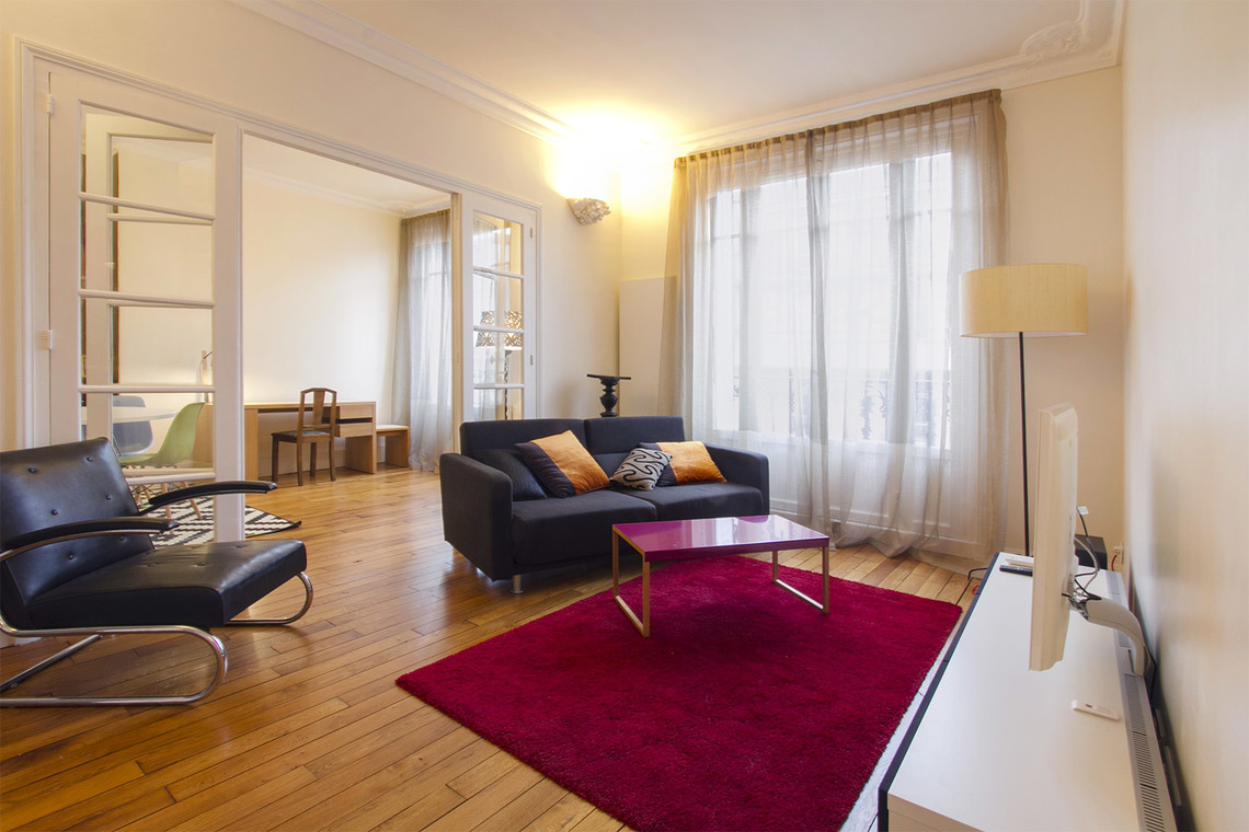 Furnished apartment for rent Paris Rue Saint Hubert