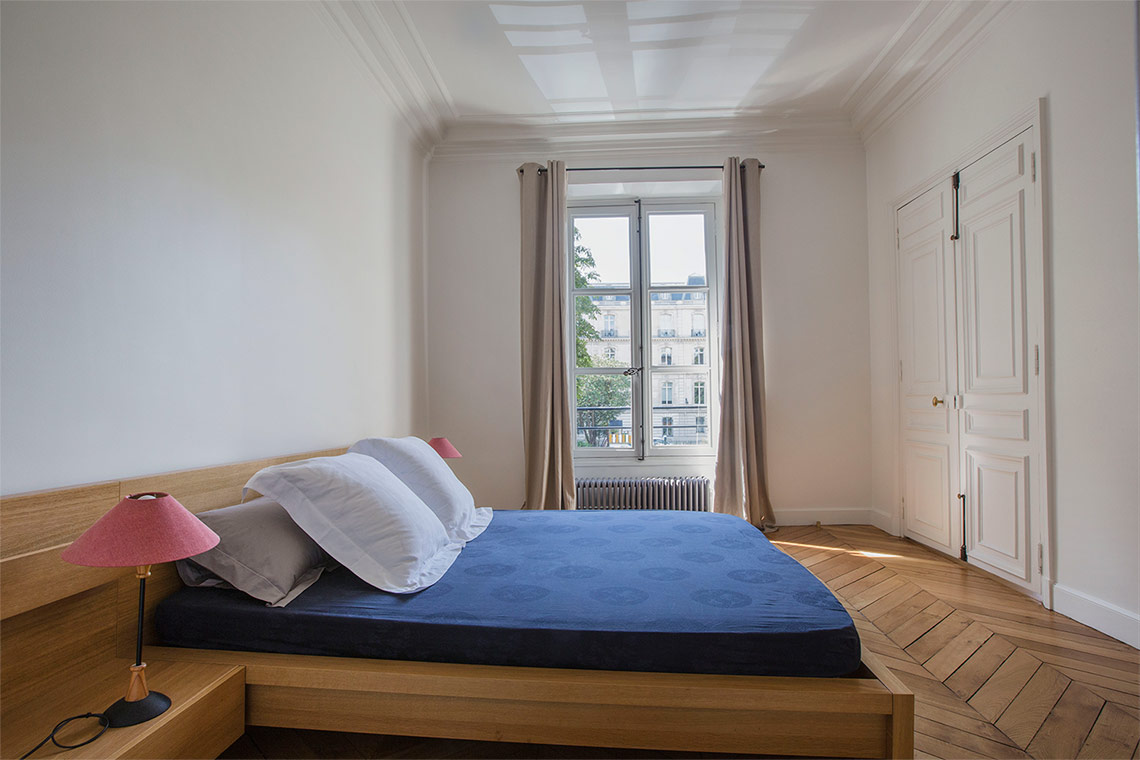 Квартира Paris Rue Casimir Périer 9