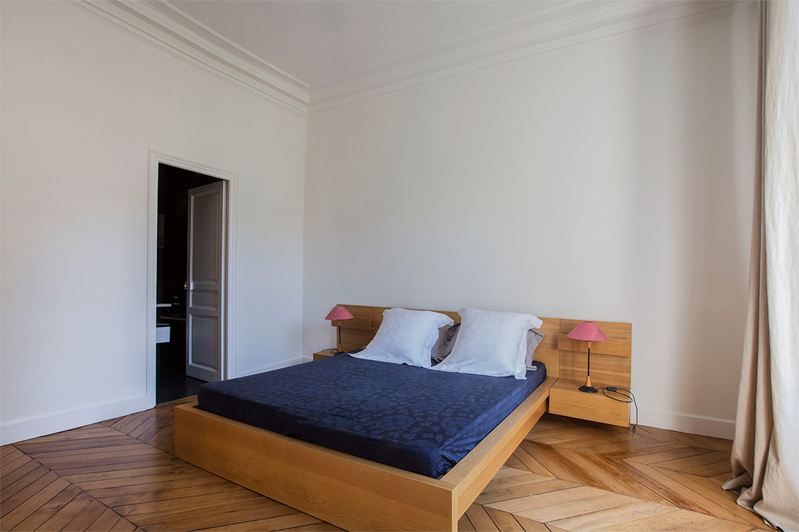 Квартира Paris Rue Casimir Périer 10
