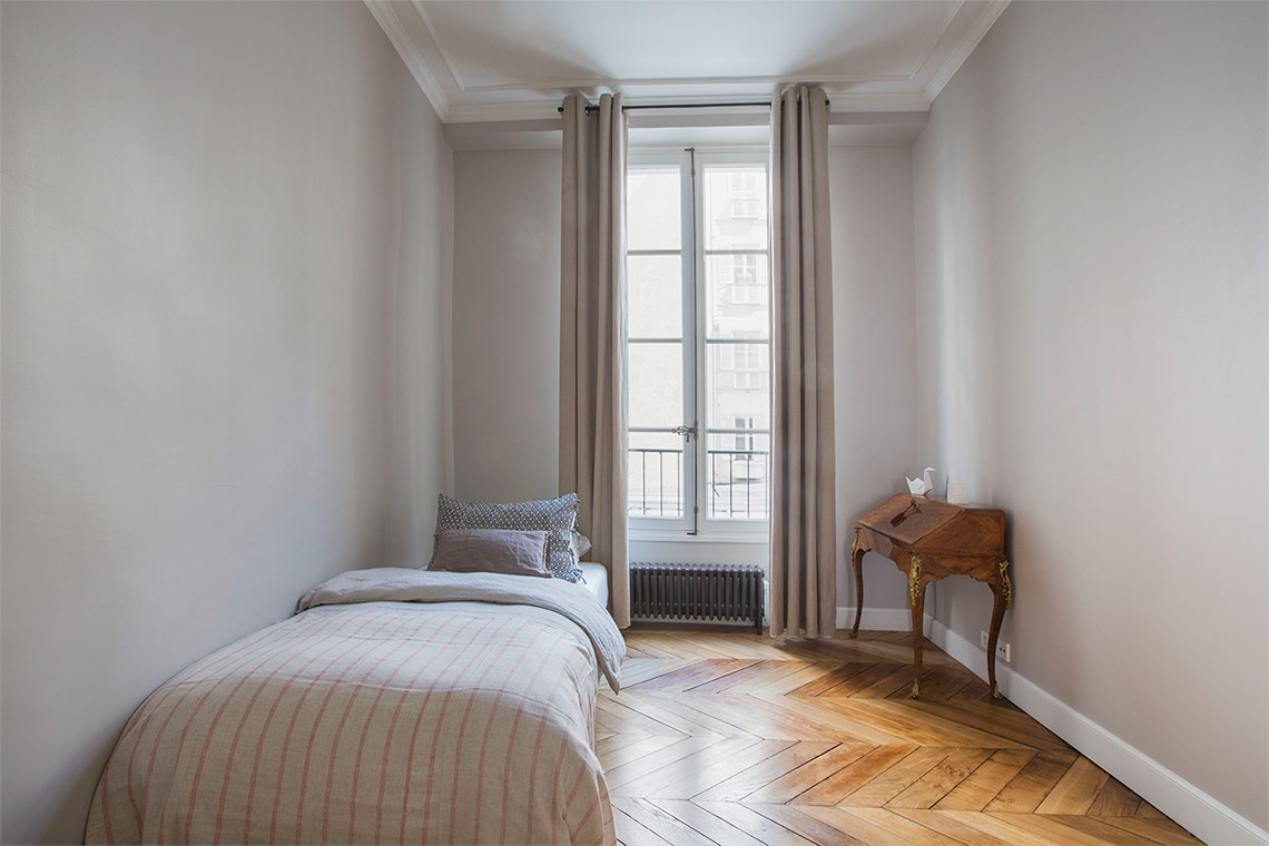 Квартира Paris Rue Casimir Périer 15