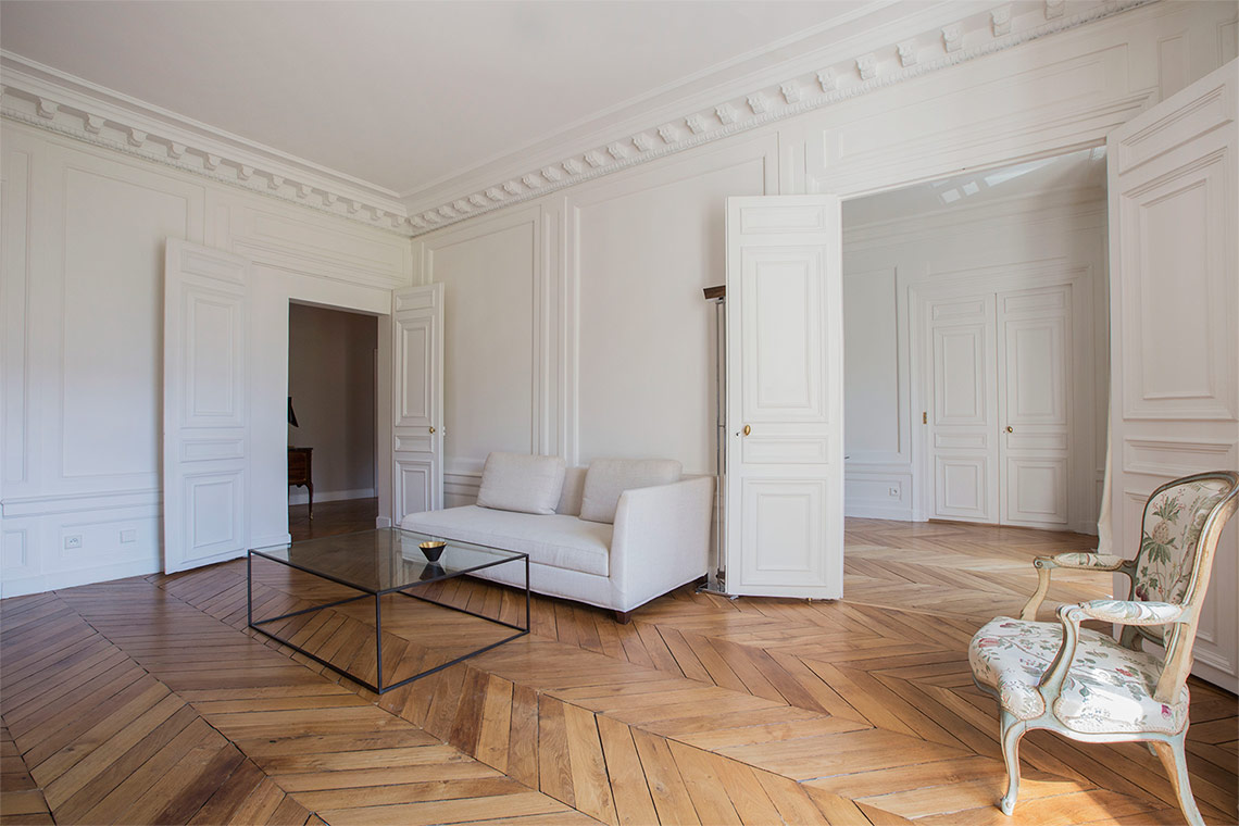 Квартира Paris Rue Casimir Périer 3
