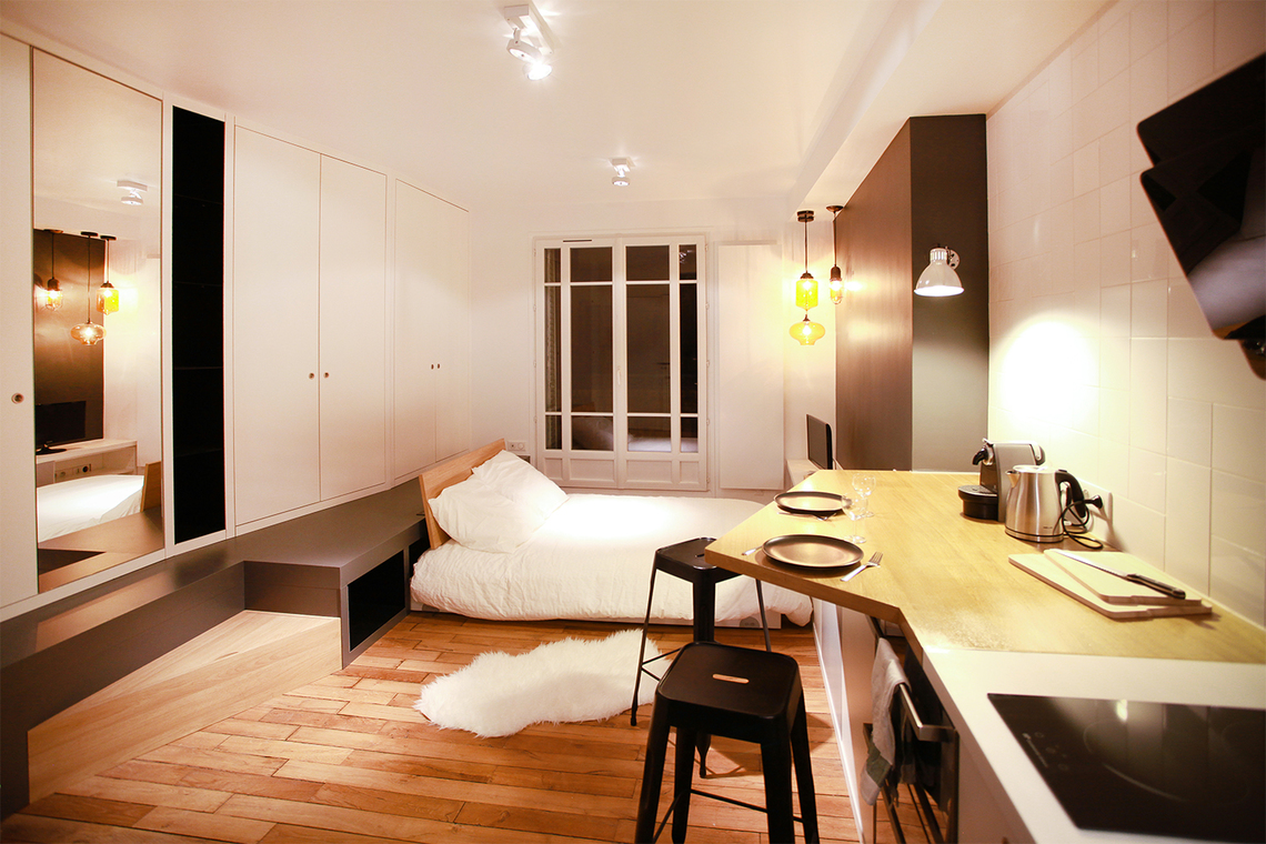 Furnished apartment for rent Paris Rue de la Main d'Or